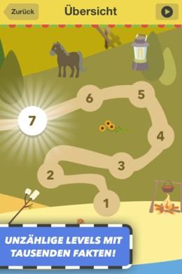 Wahr oder Falsch - Das Spiel App