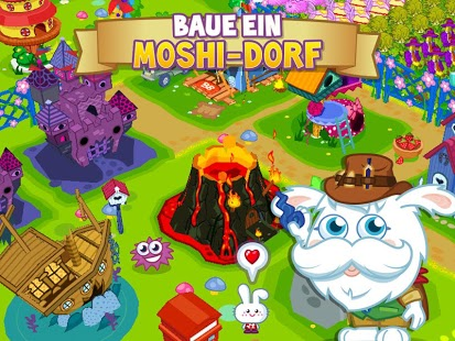 Moshi Monsters Village App