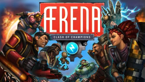Aerena Clash of Champion