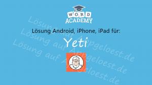 Word_Academy_Yeti_Loesung
